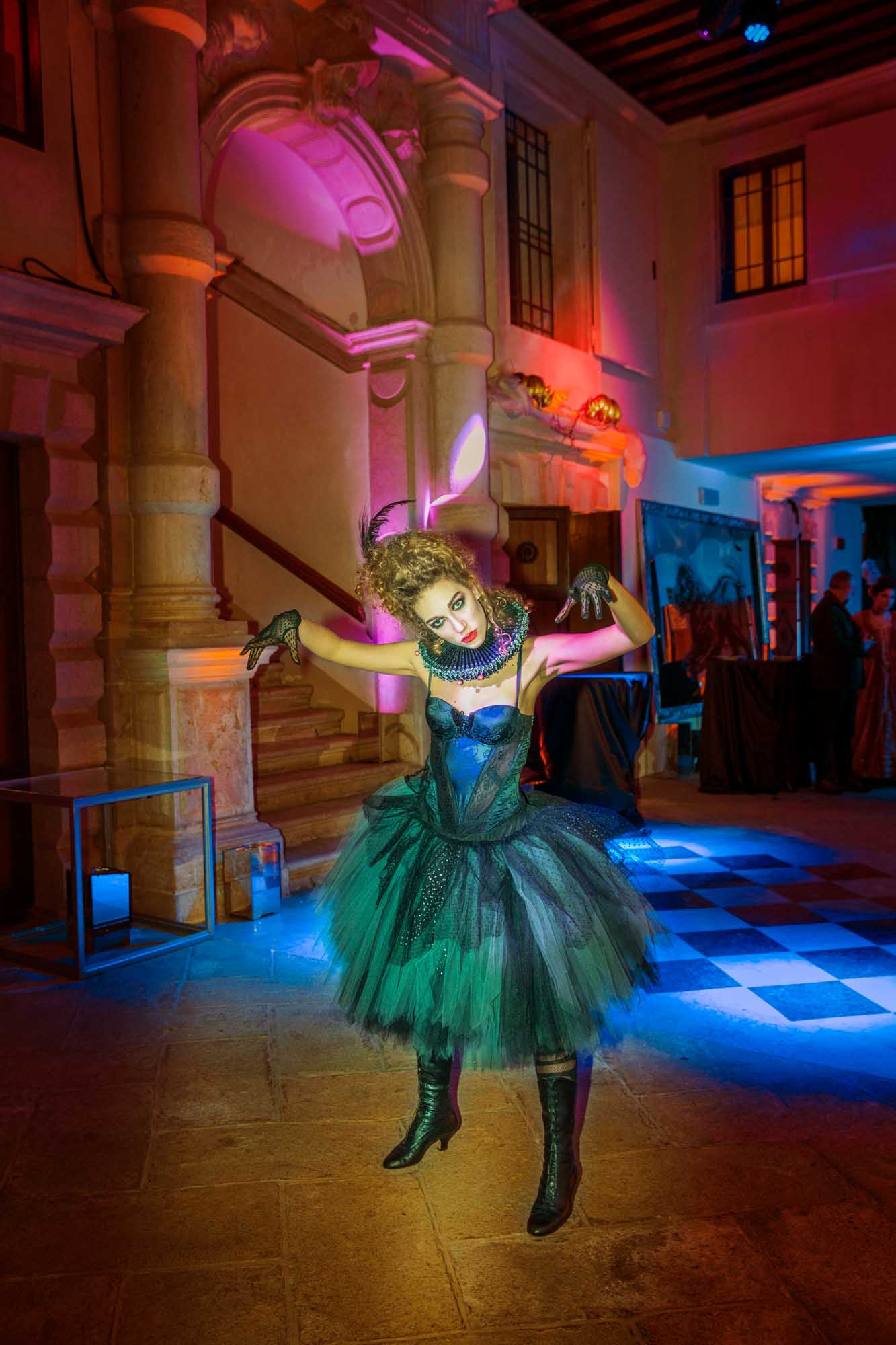 The Enchanted Palace - TONICARMONIA - Org. Venice Events